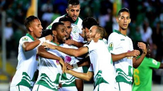 انتصار مستحق للرجاء على شبيبة القبائل في دوري أبطال إفريقيا