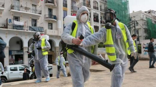 فيروس كورونا.. تمديد الحجر الصحي لمدة 15 يوما بالجزائر