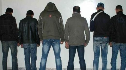 مكناس: توقيف سبعة أشخاص ضمن شبكة إجرامية متخصصة في سرقة المنازل