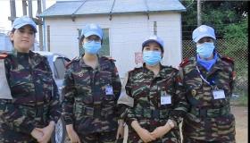 الأمم المتحدة تحتفي بنساء القوات المسلحة الملكية