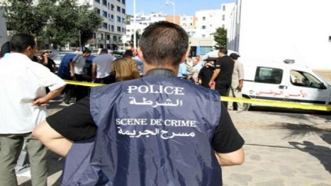 الشرطة القضائية تفك لغز جريمة الحي المحمدي بأكادير