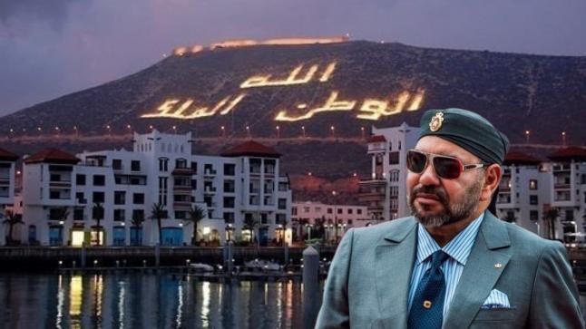 زيارة مرتقبة للملك محمد السادس إلى مدينة أكادير