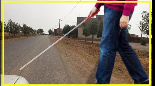 """غريب.. مكفوف يعرض مواطنين بجماعة إسن ضواحي أولاد تايمة لعملية نصب على طريقة """"السماوي"""""""