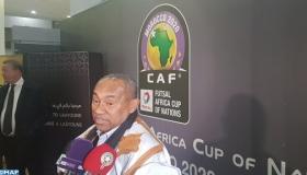 العيون تستقبل رئيس الاتحاد الإفريقي لكرة القدم