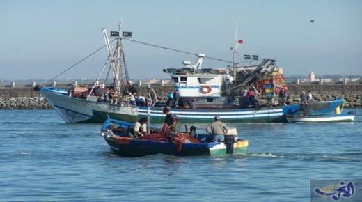 مندوبية الصيد البحري بأكادير تقرر وقف رحلات الصيد أربعة أيام