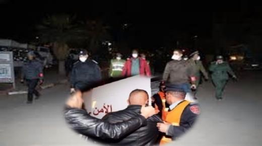 إحالة شخص على النيابة العامة ببني ملال بعد تحريضه على خرق حالة الطوارئ الصحية