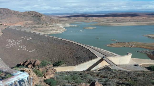 إرتفاع منسوب مياه السدود بجهة سوس ماسة