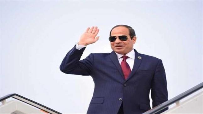 لهذا السبب السيسي يغادر مصر متوجها إلى نيويورك