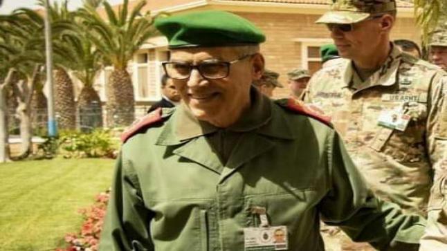 الملك محمد السادس يعين فاروق اوبلخير مفتشا عاما للقوات المسلحة الملكية