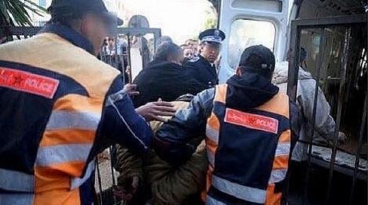 أكادير : القبض على مجرم خطير تحول لبائع الفواكه حتى تهدأ الحملة الأمنية