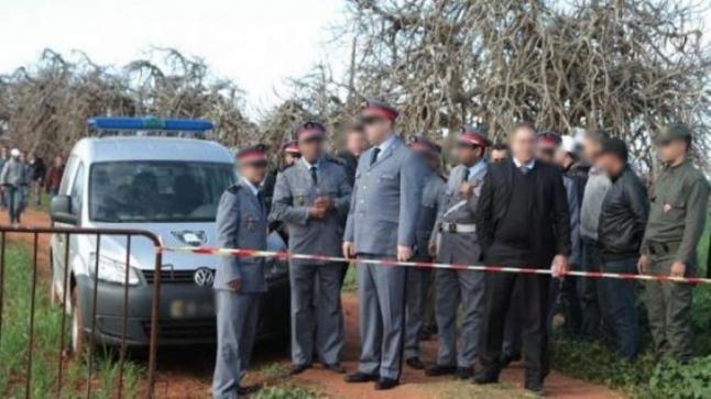 جلسة خمرية تنتهي بجريمة قتل في أولاد برحيل