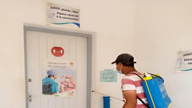 إقليم تارودانت.. تعقيم مراكز صحية بعد ظهور حالات إصابة بكورونا بها