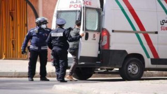 حملة مشتركة بين فرقة مكافحة العصابات بأكادير و؛ لابيجي؛ أولاد تايمة والنتيجة الإطاحة بكبار مروجي المخدرات