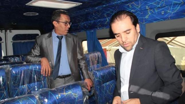 لجنة إقليمية تراقب سير أسطول النقل المدرسي بآشتوكة