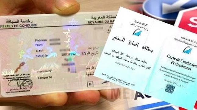 هام للسائقين المهنيين.. انطلاق عملية الحصول على بطاقة السائق المهني أو تجديد صلاحيتها