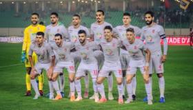 الجامعة الملكية لكرة القدم تعاقب فريق حسنية أكادير