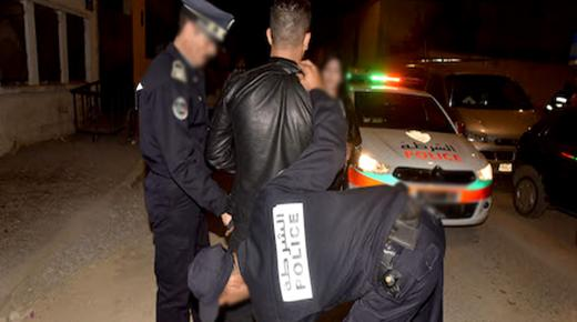 السرقة بالعنف وانتحال صفة تجران 03اشخاص للمحاكمة