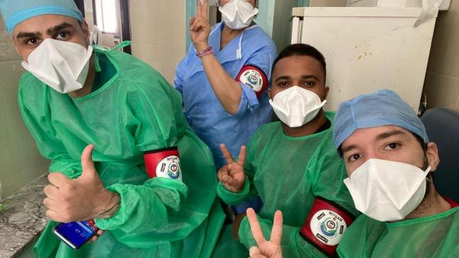 """الممرضون يعلنون عن وقفات احتجاجية للمطالبة """"بالانصاف"""" في التعويض عن الأخطار المهنية"""