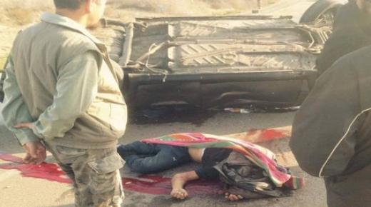 وفاة ضابط وإصابة عسكريين في حادث انقلاب مقاتلة بالعيون