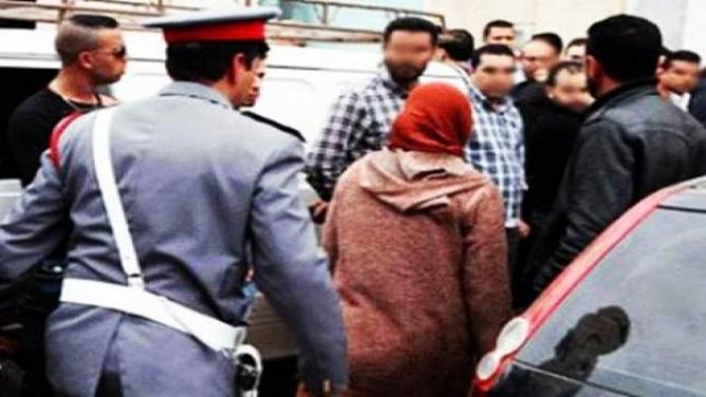 ضبط زوجة متلبسة بالخيانة في عز نهار رمضان