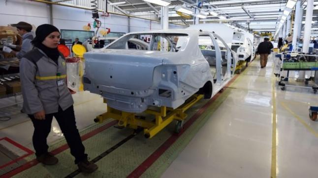 قطاع السيارات.. حوالي 72,2 مليار درهم قيمة الصادرات سنة 2020 (مكتب الصرف)