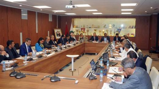 جامعة الكرة المغربية تعقد اجتماعا حاسما الثلاثاء القادم