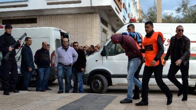"""توقيف شخص عربد على مواطنين ب """" ساطور """" في تزنيت"""