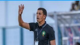 السلامي يوجه النداء لثلاث لاعبين من حسنية اكادير للمنتخب الوطني