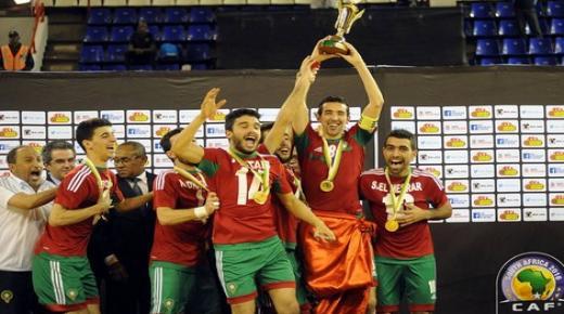 """كان العيون للـ""""فوتسال"""" 2020: المنتخب المصري أول المتأهلين لكأس العالم ليتوانيا 2020"""