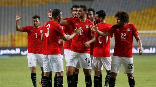 مصر تفتتح بطولة كأس الأمم الأفريقية 2019 بهدف لصفر أمام زيمبابوي