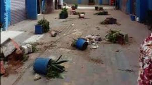 خلاف عائلي ينتهي بتخريب مبادرة شبابية بالمدينة العتيقة لتارودانت