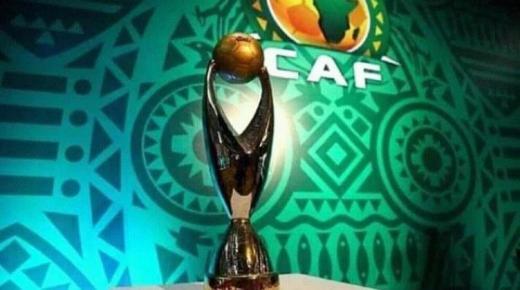 الكاف تقرر تأجيل مباريات نصف نهائي ونهائي دوري أبطال إفريقيا وكأس الكونفدرالية