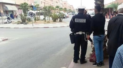 توقيف قاصر محترف في سرقة الهواتف النقالة ببيوكرى