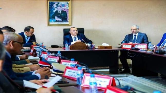 انزكان : عامل الإقليم يرأس الدورة العادية للمجلس الاقليمي لشهر يناير