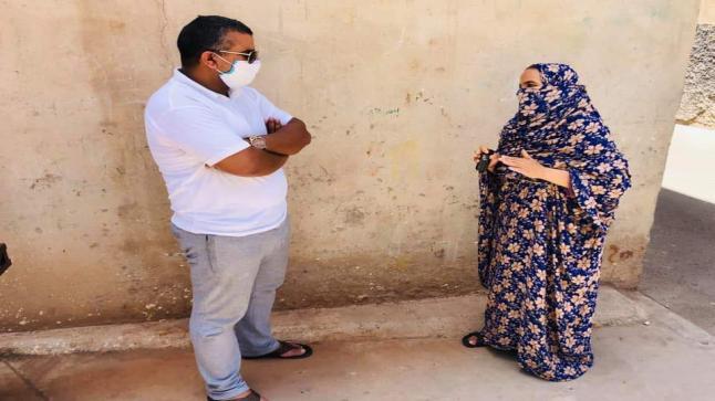 يامنة من أكادير ، قصة سيدة تدمي القلب وتحتاج الدعم والمساندة