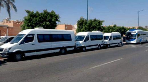 فيدرالية النقل السياحي:الحكومة مطالبة بتلقيح العاملين في قطاع السياحة في حال فتحت الحدود
