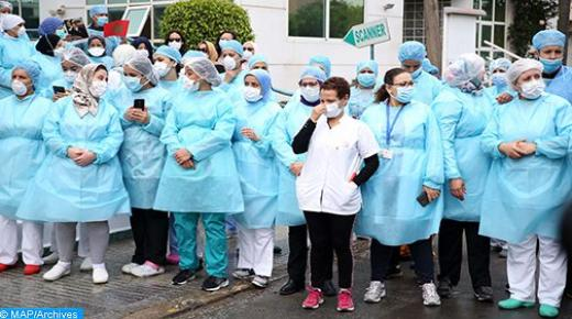 تسجيل 146 حالة شفاء جديدة بالمغرب ترفع العدد الإجمالي إلى 1799 حالة والاصابات تستقر في 5153