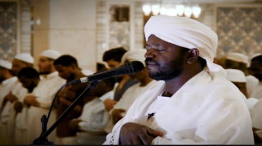 """الموت يغيب المقرىء السوداني """" نورين محمد صديق """""""
