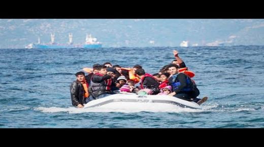العيون.. توقيف 36 مرشحا شخصا داخل منزل كانوا في انتظار ركوب قوارب الموت