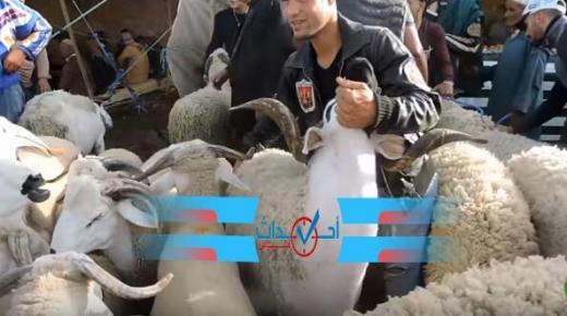 بالفيديو : من قلب احد الأسواق احداث سوس ترصد لكم أجواء العيد