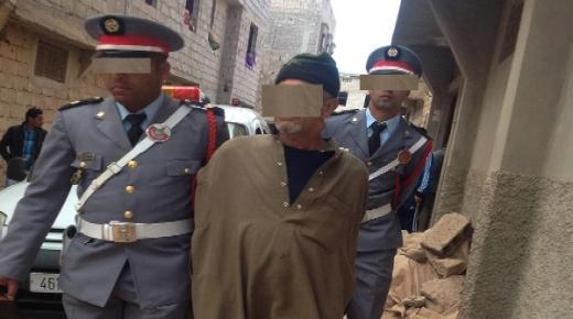 """جريمة """"اختطاف"""" تتحول إلى خيانة زوجية بجماعة سيدي أحمد اوعمر ضواحي أولاد تايمة"""