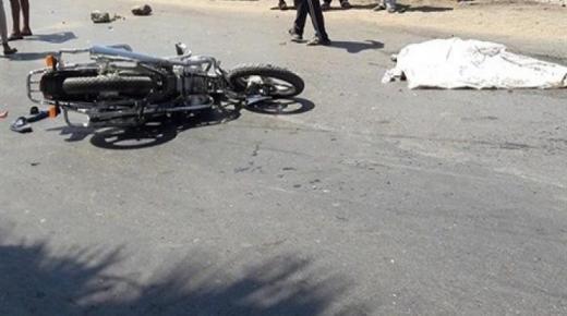 قائد يقتل مواطنا في حادثة سير بسيدي بيبي