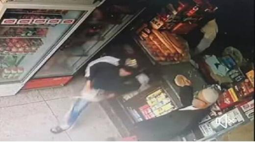 تفاصيل عملية القبض على بطل شريط فيديو السرقة بالخطف داخل محل تجارى بأولاد تايمة