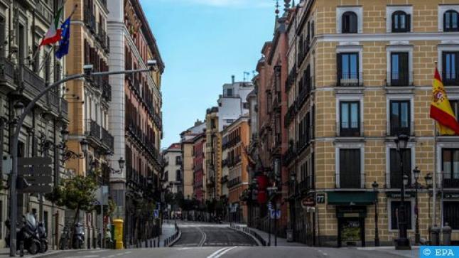 """إعلان حالة الطوارئ بجهة مدريد .. آلية ضرورية لمحاصرة تفشي الوباء أم """" مجرد عقاب """" للساكنة"""