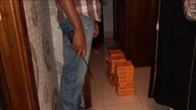 """إعتقال مروج مادة """" سيليسيون """" بمدينة آيت ملول"""