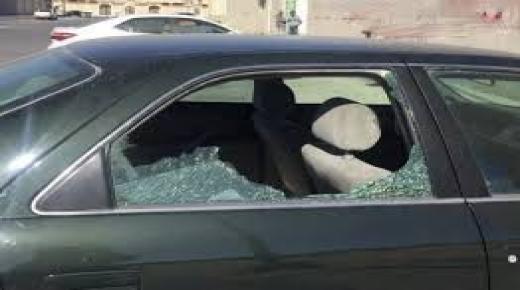 اكادير : توقيف مجرم يستخدم يعمد لكسر زجاج السيارات بغرض السرقة