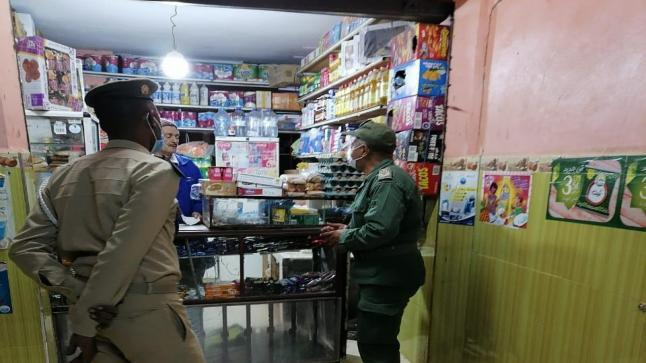 سلطات تارودانت تنظم حملة تحسيسية ضد انتشار فيروس كورونا