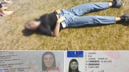 العثور على السائحة الايطالية المختفية جثة هامدة بمدينة الداخلة