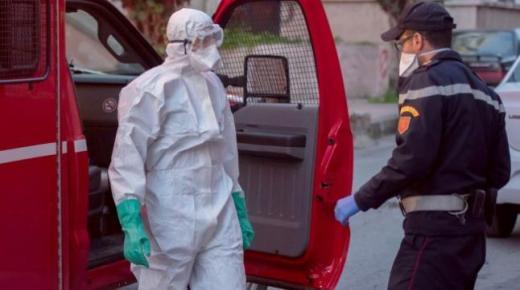 77 إصابة و48حالة شفاء بالمغرب خلال ال 24 ساعة الماضية