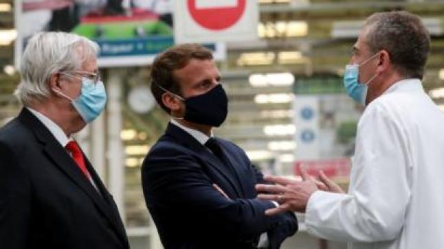 ماكرون يعلن رفع الحجر الصحي عن عموم فرنسا